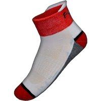 Funkier Gandia Summer Socks 2021 - Weiß - rot