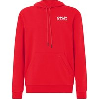 Oakley Freeride Fleece Hoodie - Red Line - XXL, Red Line