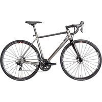 Orro Terra 105 Hydro Gravel Bike 2021 - Silver, Silver