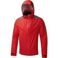 Altura Nightvision Typhoon Waterproof Jacket  - Red - XXL, Red