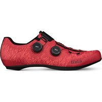 Fizik Vento Infinito Knit Carbon 2 - Red - EU 40, Red