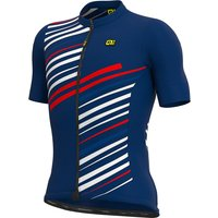 Ale Solid Flash Jersey SS21 - Blue - XXXXL, Blue
