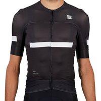 Sportful Evo Cycling Jersey SS21 - Black, Black