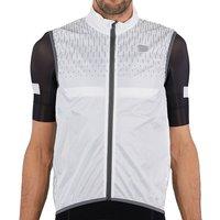 Sportful Reflex Vest Cycling Gilet SS21 - White - XS, White