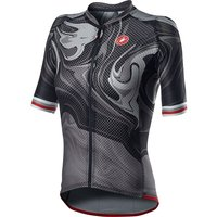 Image of Castelli Women's Climber's 2.0 Cycling Jersey SS21 - Light Black - XS, Light Black