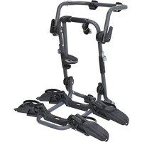 Peruzzo Pure Instinct 2 Bike Rear Mount Carrier - Black - 2 Bikes, Black
