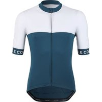 LE COL Sport Cycling Jersey II SS21 - Cobalt-White - M, Cobalt-White