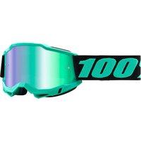 100% Accuri 2 MTB Goggles - Turquoise, Turquoise
