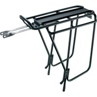 Topeak Super Tourist DX Bike Rack - Black, Black