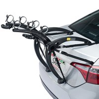 Saris Bones 3 Bike Boot Rack - Black, Black