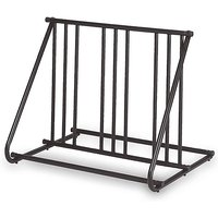 Saris Mighty Mite 6 Bike Storage Rack - Black, Black