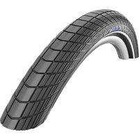 Schwalbe Big Apple Reifen (RaceGuard) - Schawrz - Reflex - Wire Bead