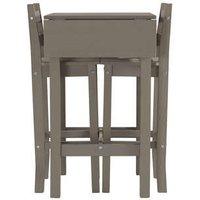 Cuisine Salle de bain> Meuble de cuisine > Ensemble table et chaise. Ensemble table et chaises de cuisine rec SUNSET