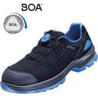 Atlas Sicherheitsschuh SL 940 Boa ESD S1 B schwarz/blau Schuhweite 12