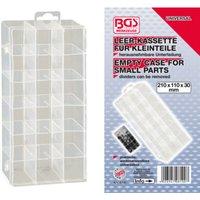 BGS Leerkassette für Kleinteile