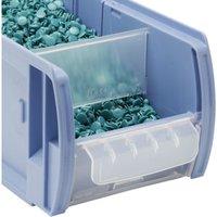 Bito Dosierscheiben CDS1514 PP für C-Teile Behälter, transparent