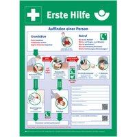 Gramm Medical Erste-Hilfe-Notfalltafel