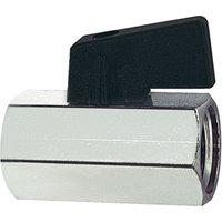 Mini-Kugelhahn 20,95mm IG/IG RIEGLER