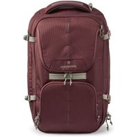 40L Hybrid Holdall - Brick Red