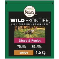 NUTRO Wild Frontier Chiot Dinde et Poulet