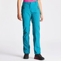 Womens Melodic Stretch Trousers - Shoreline Blue