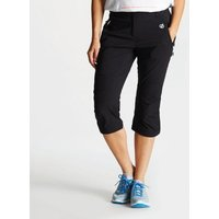 Womens Melodic II 43558 Length Walking Trousers - Black
