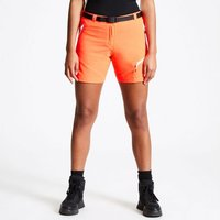 Womens Revify II Walking Shorts Fiery Coral