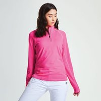 Women's Involve Core Stretch Midlayer Luminous Pink