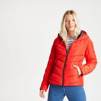 Swarovski Embellished - Womens Reputable Insulated Quilted H