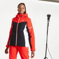 Womens Enclave Waterproof Insulated Hooded Ski Jacket Sevill