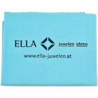 ELLA Juwelen Schmuckpflege - Silberpoliertuch - 400203 blau