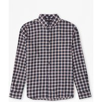 Cash Check Shirt - India Ink