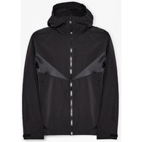 Ajura Murphy Nylon Hooded Jacket - Black
