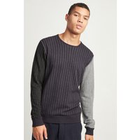 Boiled Pinstripe Jumper - Multi Stripe