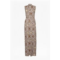 French ConnectionElectric Mosaic Jersey Maxi Dress - anemone multi