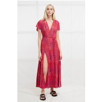 French ConnectionFrances Drape Printed Maxi Dress - watermelon multi