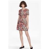 French ConnectionEleanor Printed Stretch Dress - redwood