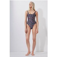 Halki Swimming Costume - halki print