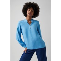 Core Luxe Crepe Top