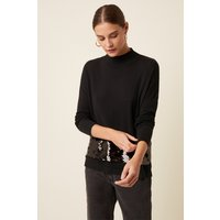 Richmond Sequin High Neck Jumper