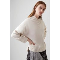 Philox Knit V Neck Jumper