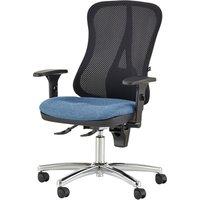 home worx Bürodrehstuhl  Home Worx Office 20 ¦ blau Stühle > Bürostühle > Drehstühle - Höffner