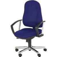 home worx Bürodrehstuhl  Home Worx Office 200 ¦ blau Stühle > Bürostühle > Drehstühle - Höffner