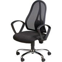 home worx Bürodrehstuhl  Home Worx Office 35 ¦ schwarz Stühle > Bürostühle > Drehstühle - Höffner