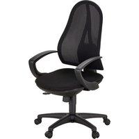 home worx Büro-Drehstuhl  Home Worx Office 40 ¦ schwarz Stühle > Bürostühle > Drehstühle - Höffner