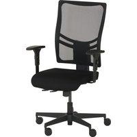 home worx Bürodrehstuhl  HWO 120 ¦ schwarz Stühle > Bürostühle > Drehstühle - Höffner