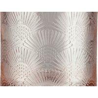 Teelichthalter ¦ rosa/pink ¦ Glas Ø: 7 Dekoration > Kerzen & Lichter > Kerzenständer - Höffner