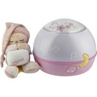 Chicco Nachtlicht mit Musik   Sternenhimmel Projektor ¦ rosa/pink ¦ Kunststoff Baby > Spielen > Lernspielzeug - Höffner