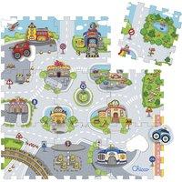 Chicco Puzzelmatte  City ¦ mehrfarbig ¦ Oberfläche: Siebdruckschicht , PE -Schaumstoff  ¦ Maße (cm): B: 93 H: 1 Teppiche > Kinderteppiche - Höffner