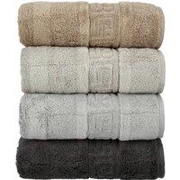 CaWö Duschtuch 1001 ¦ beige ¦ 100% Baumwolle Badtextilien und Zubehör > Handtücher & Badetücher > Handtücher - Höffner